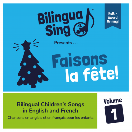 Songs in French for christmas
