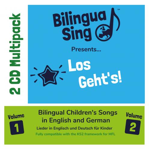 Primary school songs in German