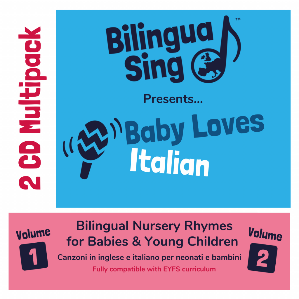 Nursery rhymes for babies and young children in Italian