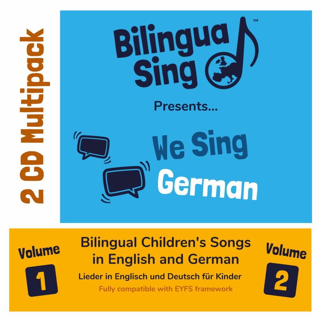 German for toddlers & preschoolers