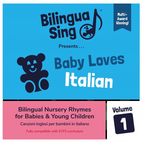 Italian for babies